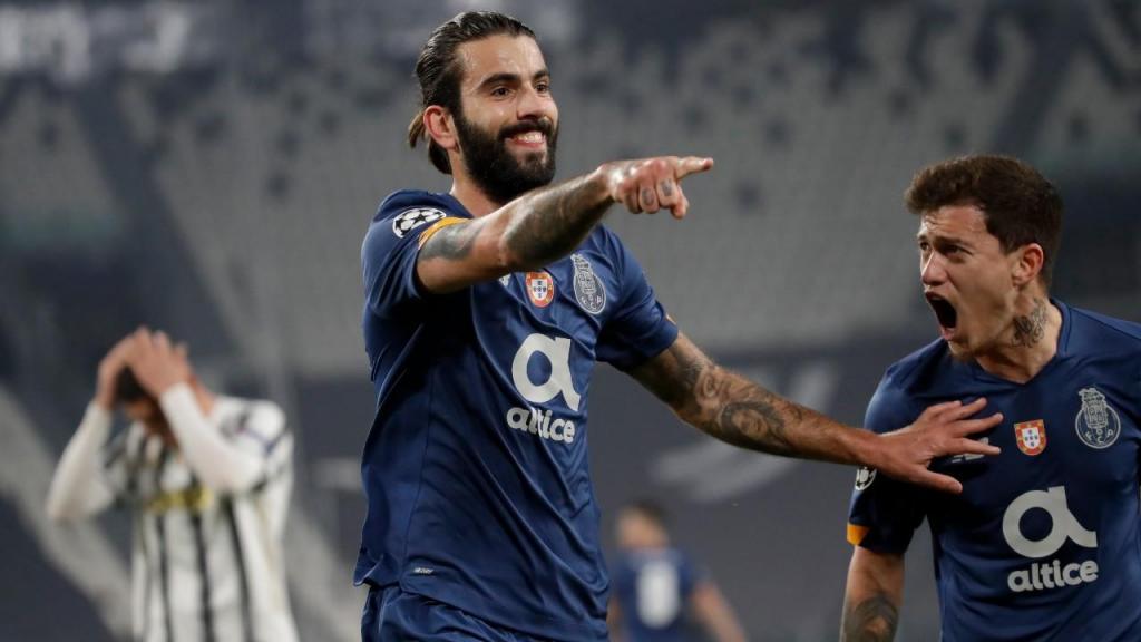 FC Porto surpreende a Europa ao eliminar a Juventus na Champions