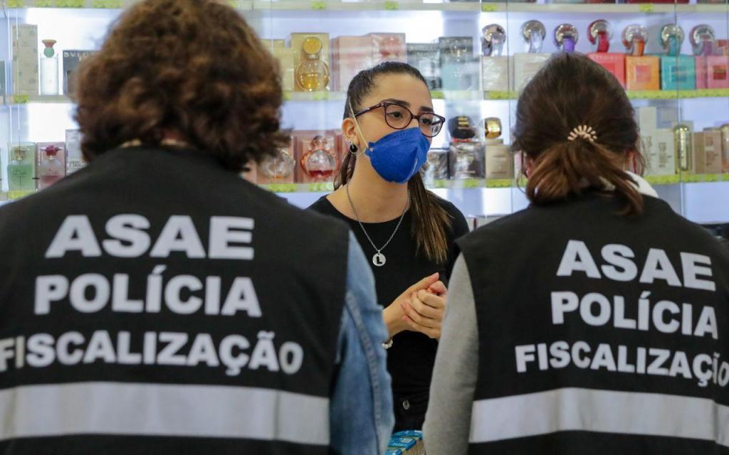 ASAE apreende 3,4 milhões de máscaras em vários concelhos do norte