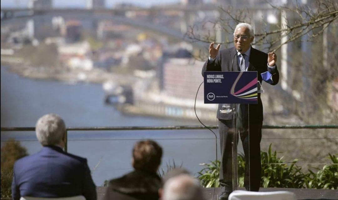Obras das linhas Amarela e Rosa da Metro do Porto arrancam e demoram três anos. Nova ponte sobre o Douro será uma realidade