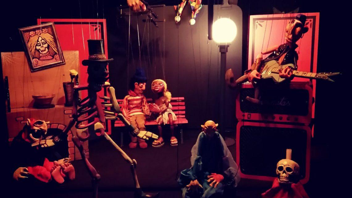 Domingo em família com teatro de marionetas em Santa Maria da Feira