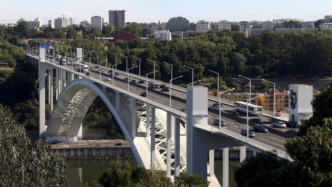 Trânsito condicionado na Ponte da Arrábida a partir desta sexta-feira