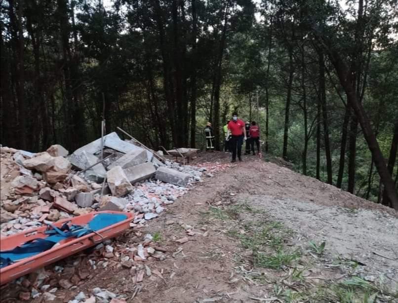 SANTA MARIA DA FEIRA: Idoso morre após queda num terreno em Fornos