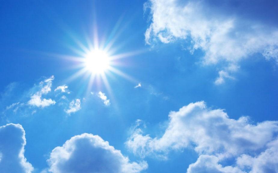 Esta semana e a próxima com temperaturas a rondar os 29ºC