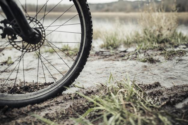 Ciclista fica ferido após cair numa ravina em Vila Nova de Gaia