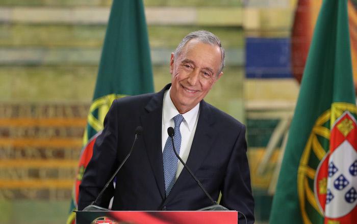 Presidente visita ao Centro Cultural Islâmico do Porto no programa do dia da posse para o segundo mandato