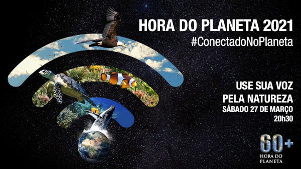 Vários locais da Área Metropolitana do Porto aderem este sábado à Hora do Planeta