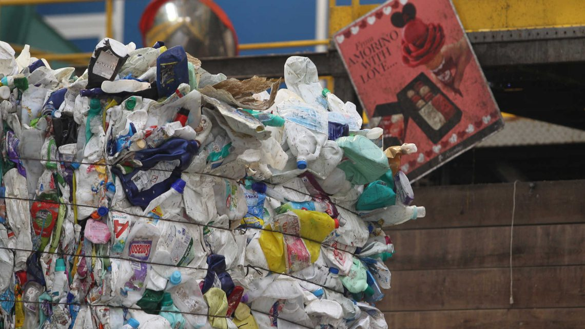AMP entregou em 2020 mais de 109 mil toneladas de resíduos para reciclar