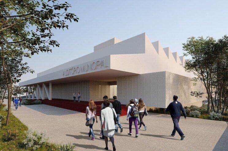 Novo auditório em Paredes será uma realidade