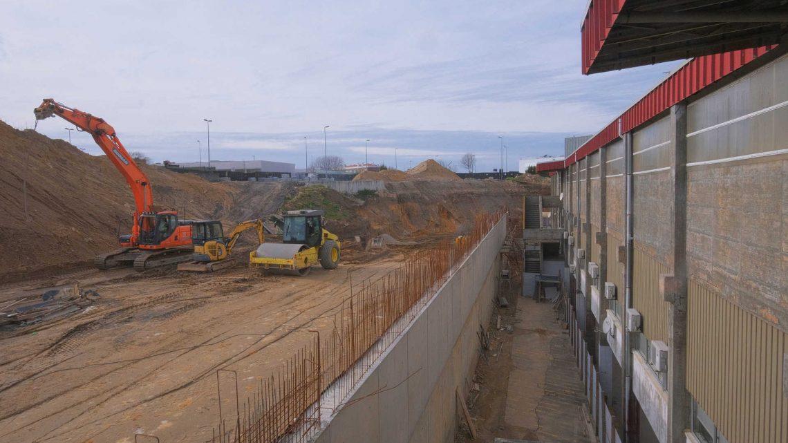 Câmara de Matosinhos disponível para ajudar obras no Estádio do Mar