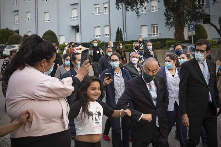 Marcelo visitou o Porto em dia de tomada de posse
