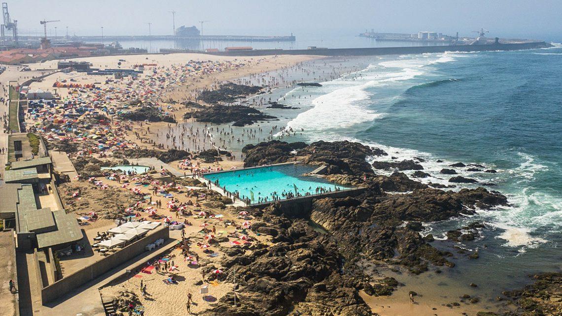 Piscina das Marés em Matosinhos pode ser visitada em maio