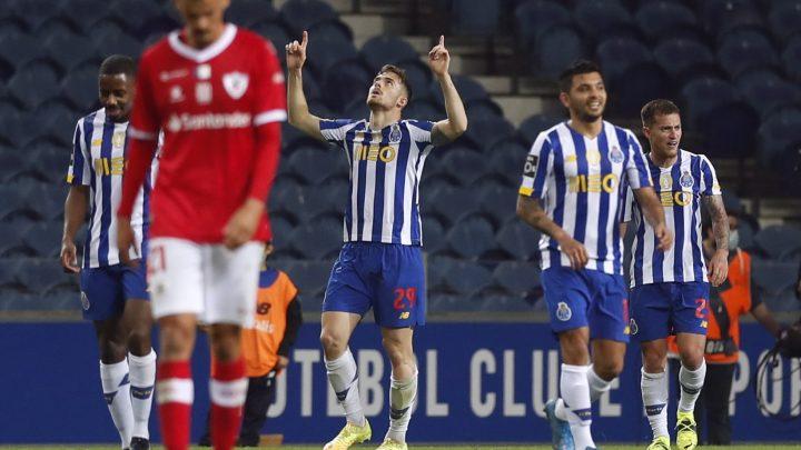 Golo de Toni Martinez dá vitória do FC Porto no Último minuto