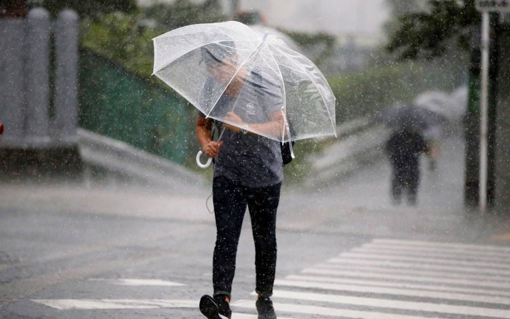 Fim de semana de Páscoa marcado pelo frio e pela chuva