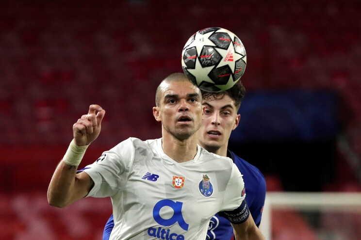 FC Porto vence mas é afastado da Liga dos Campeões