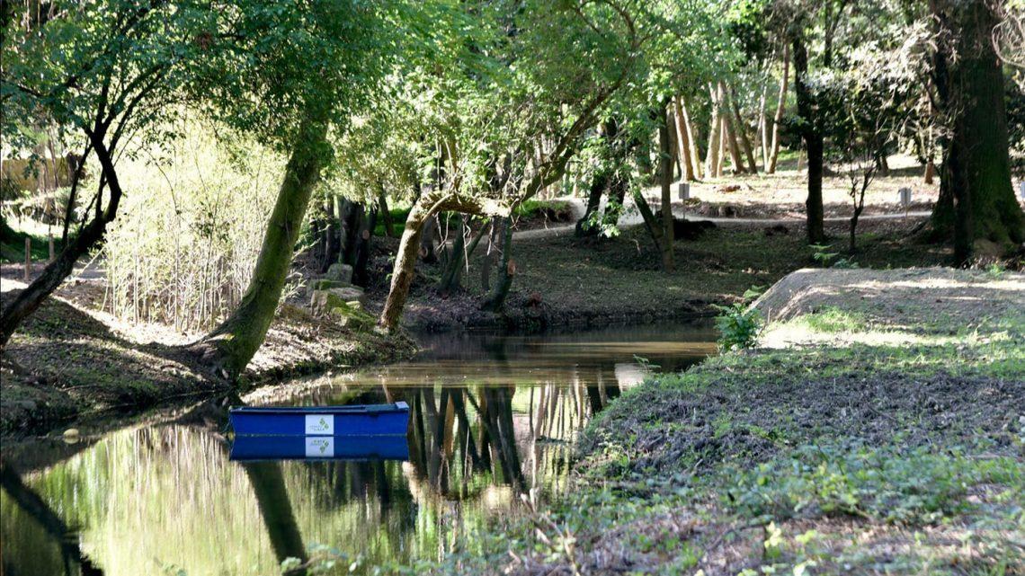 Quinta da Lavadeira em Gaia reabilitada aberta ao público