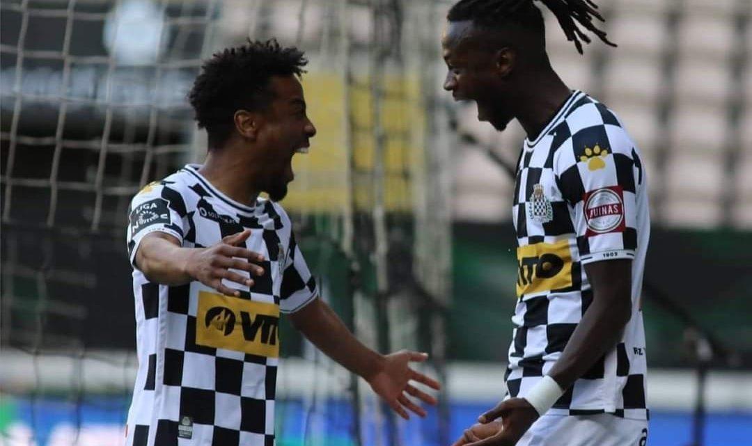 """FUTEBOL: Boavista vence Paços de Ferreira e """"respira"""" melhor na classificação"""