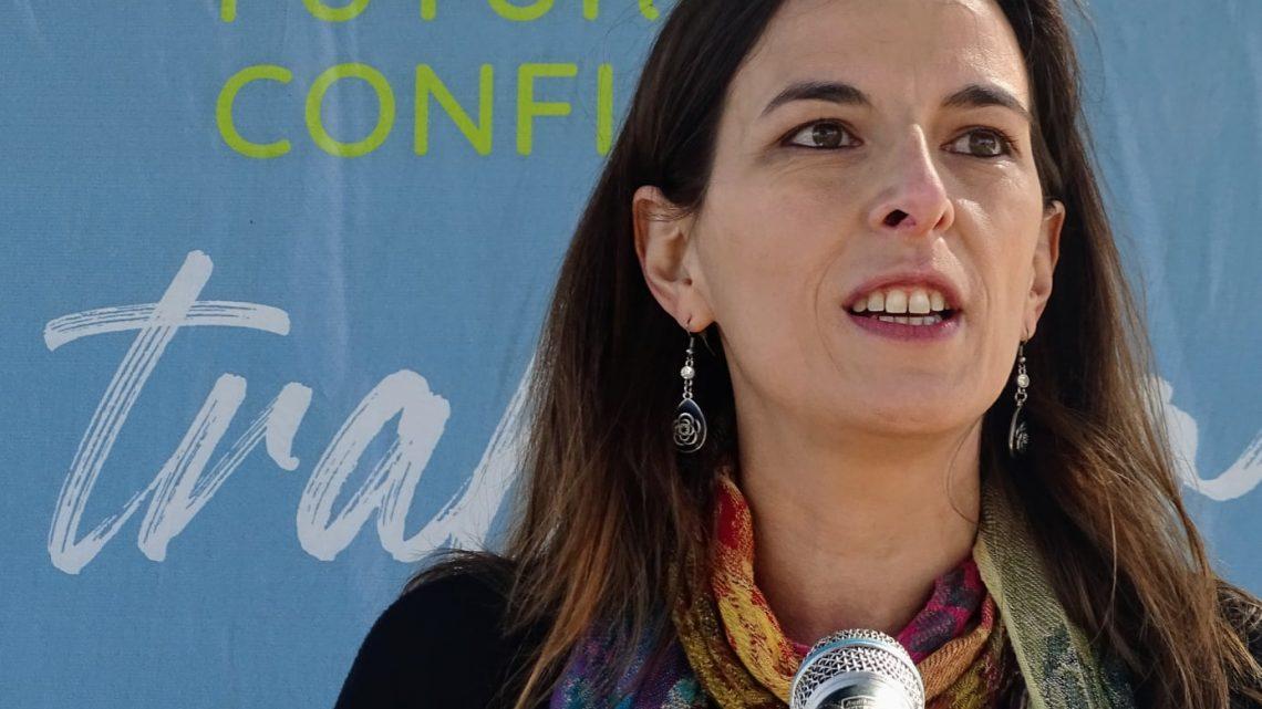 Deputada da CDU Diana Ferreira é candidata à Câmara de Gaia
