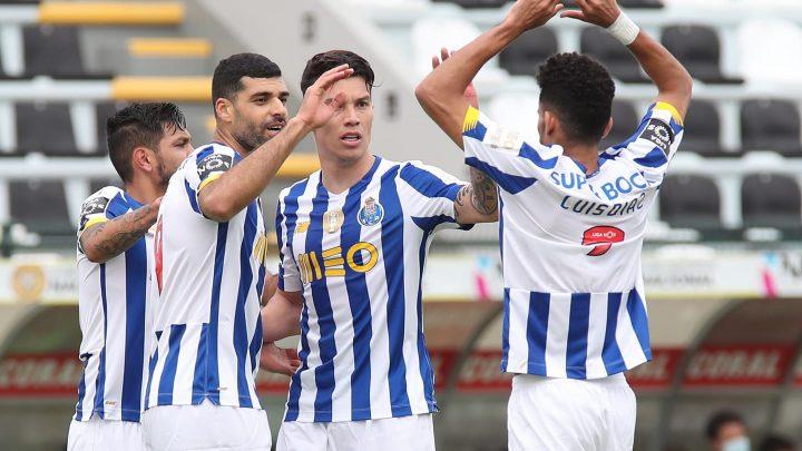 FC Porto soma sexta vitória consecutiva na Liga NOS diante o Nacional da Madeira