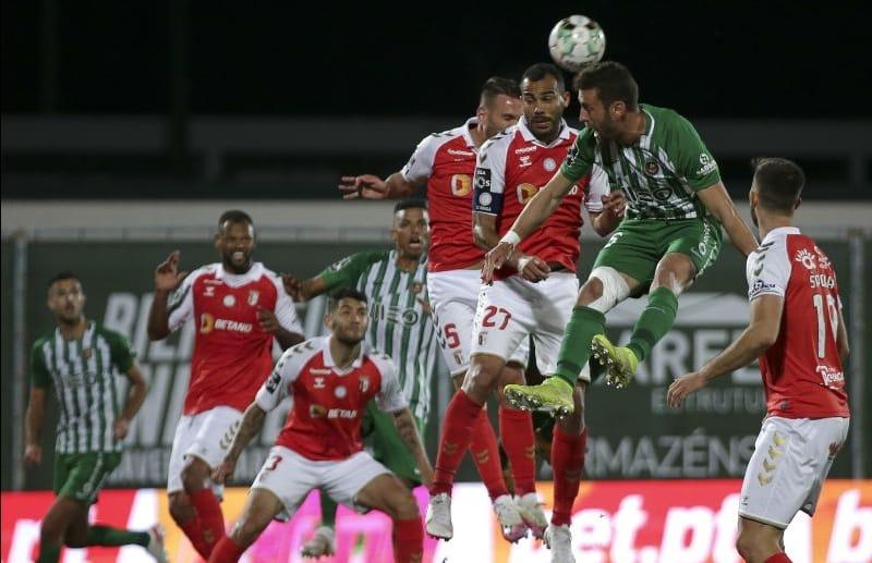 Liga NOS: Rio Ave e Sporting de Braga anulam-se em Vila do Conde