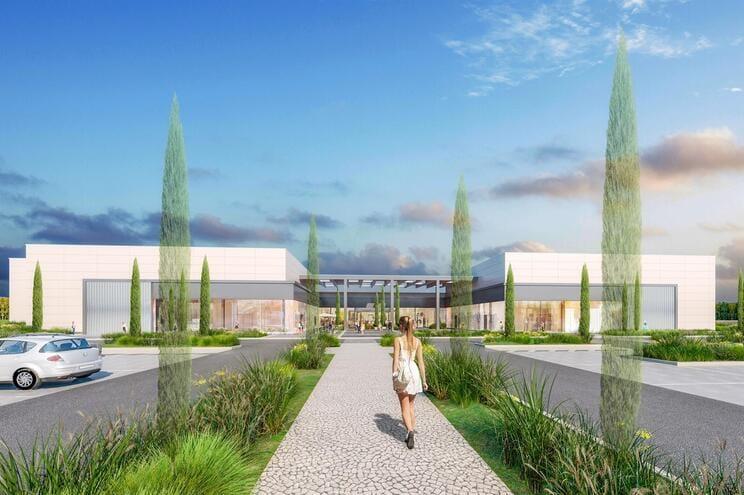Obras de ampliação no Retail Park terá investimento de 4 milhões