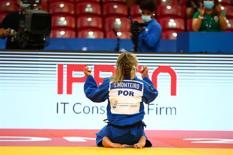 Telma Monteiro conquista 5º Título Europeu