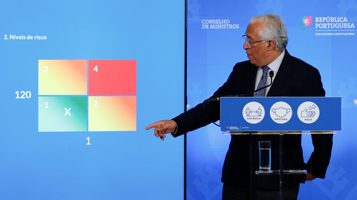 Portugal prepara segunda fase de desconfinamento