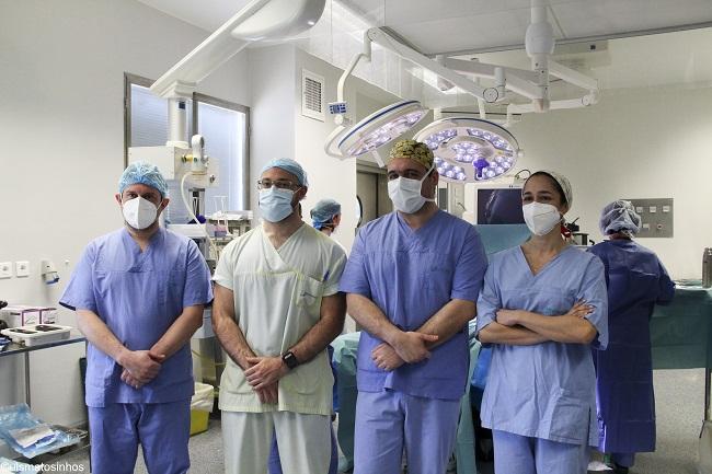 Hospital de Matosinhos introduziu inovadora cirurgia da obesidade