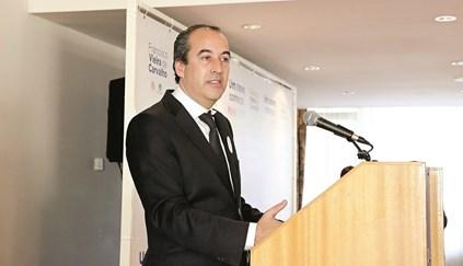 Francisco Vieira de Carvalho candidato à Câmara da Maia