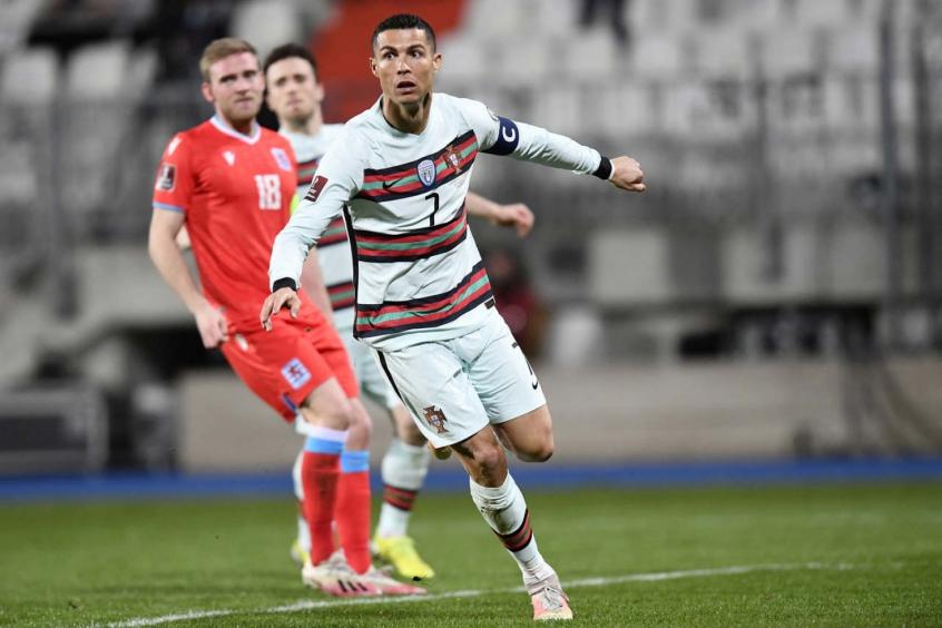 Portugal vence Luxemburgo e assume liderança do grupo no apuramento para Mundial 2022