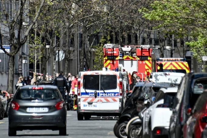 Paris: Tiroteio faz um morto e um ferido grave