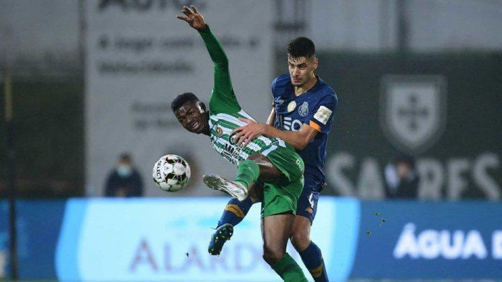 FC Porto vence aflito Rio Ave e segura lugar na Liga dos Campeões de futebol
