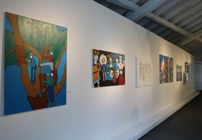 6ª Bienal Internacional de Arte de Espinho decorre até 19 de junho