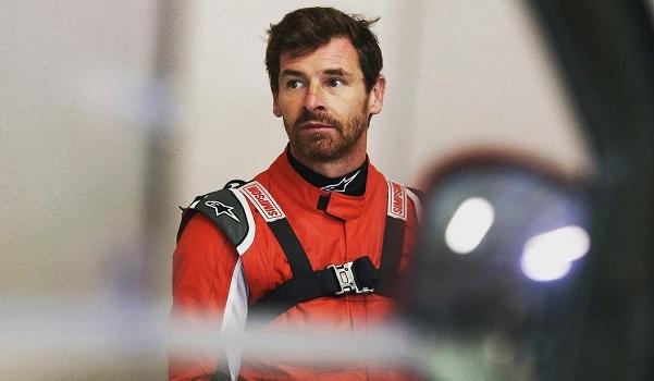 André Villas-Boas irá participar no Rali de Portugal