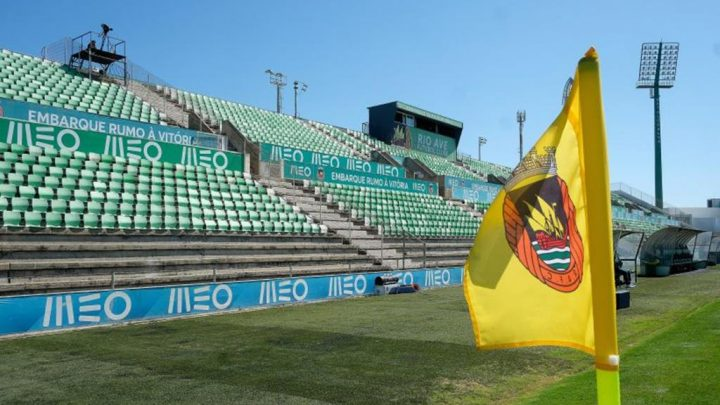 Rio Ave recebe líder Sporting para a Liga NOS