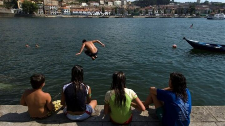 As ondas de calor em Portugal e Espanha poderão ter o dobro da intensidade em 2050