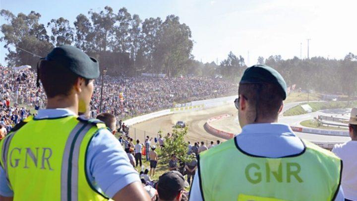 Três mil militares da GNR estarão destacados no Rali de Portugal