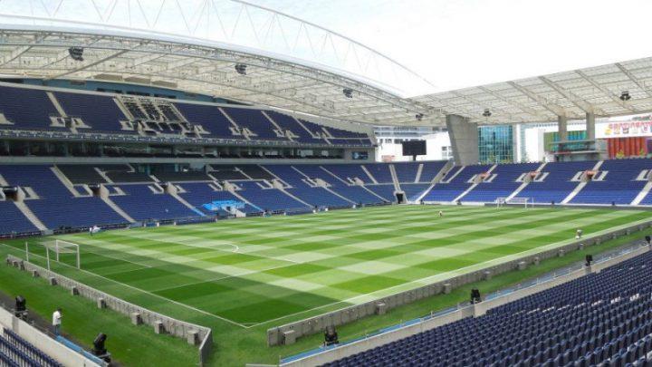 Estádio do Dragão recebe final da Liga dos Campeões
