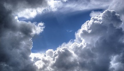 Meteorologia: Fim de semana de muita nebulosidade e alguma chuva
