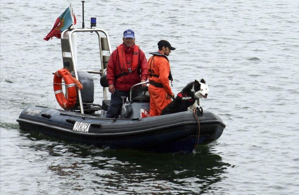 Corpo de homem encontrado morto junto à foz do rio Douro