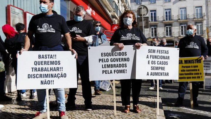 Empresários da diversão itinerante ameaçam manifestar-se na Cimeira Social no Porto