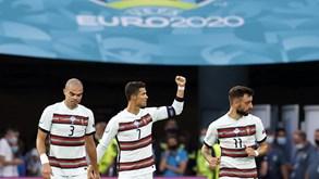 Euro 2020 : Portugal entra a vencer com bis de CR7