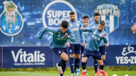 FC Porto termina pré-época no Dragão frente aos franceses do Lyon