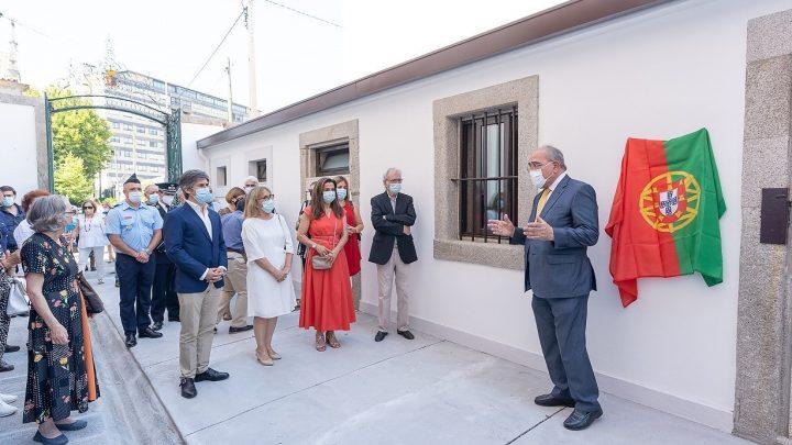 Santa Casa da Misericórdia do Bom Jesus de Matosinhos disponibiliza espaço de apoio a peregrinos