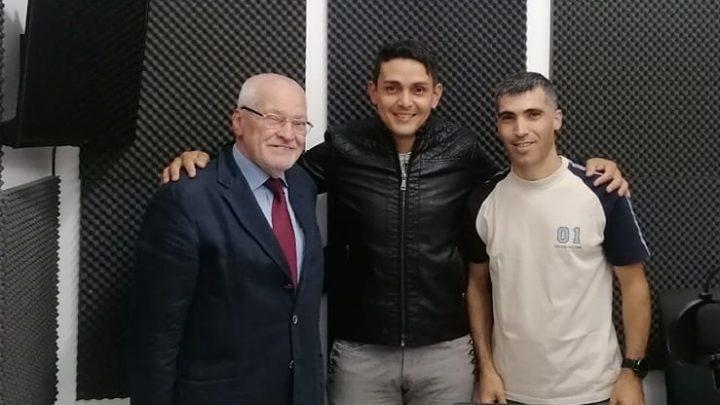 Rádio Metropolitana Porto recebeu em estúdio o cantor Markes Brasil