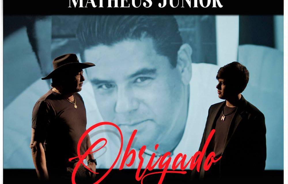 Matheus Júnior dá continuidade ao projeto musical com o seu tio Lucas