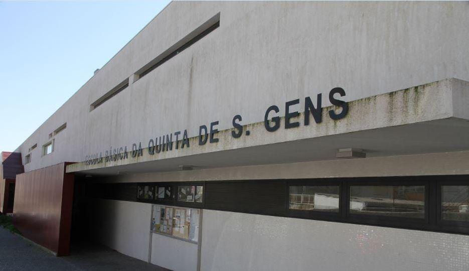 310 alunos da Escola de S. Gens em Matosinhos encontram-se em isolamento profilático