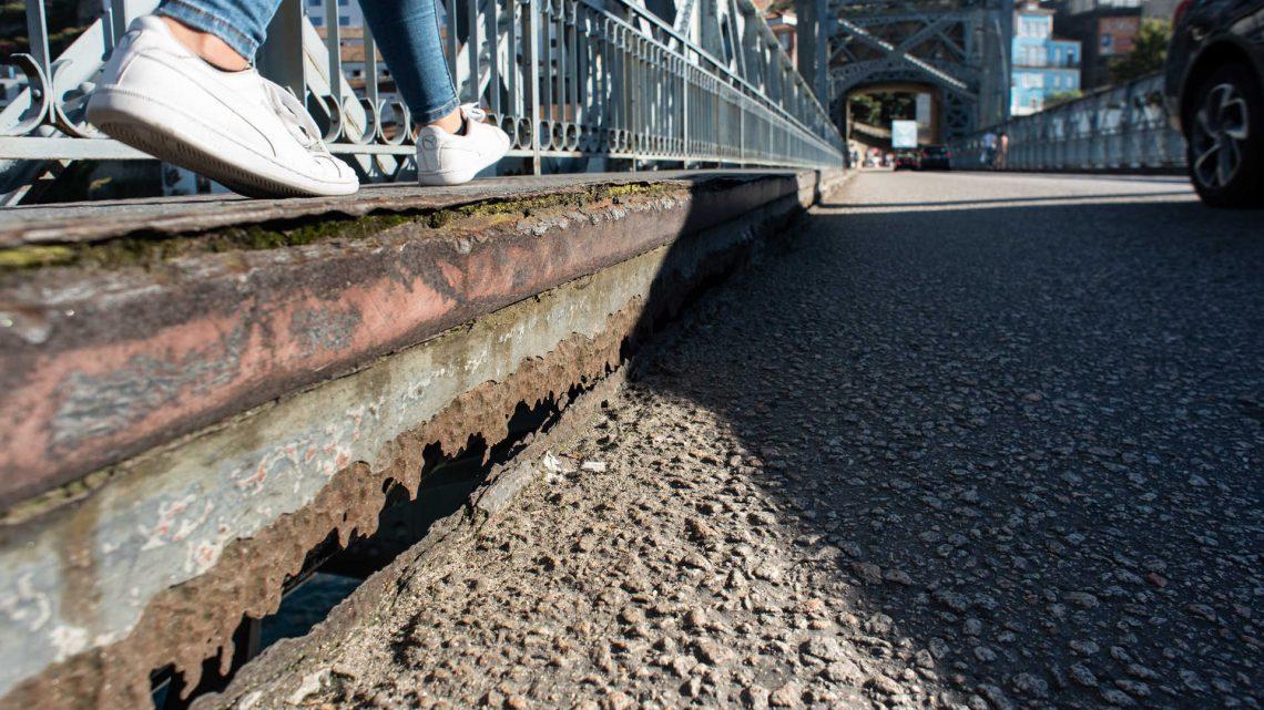 Obras na Ponte D. Luiz I iniciam e vão condicionar o trânsito até dezembro