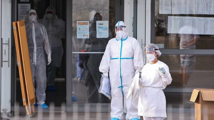 Surto de Covid-19 em lar de Arouca causa 2 mortos e 65 infetados